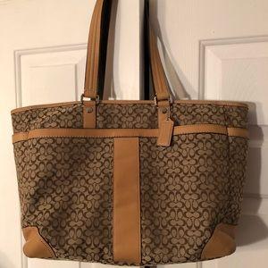 COACH Diaper Bag F77156